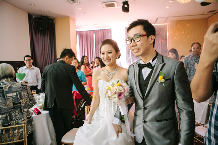 wedding at summer garden restaurant safra mount faber