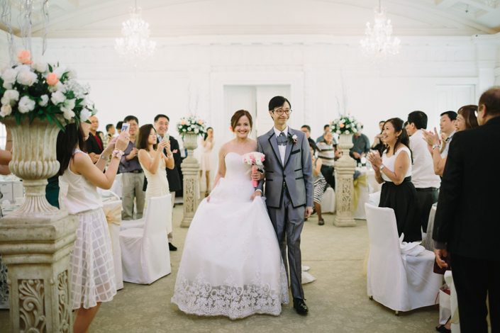 Kexin Amp Elvis Wedding At The Fullerton Singapore