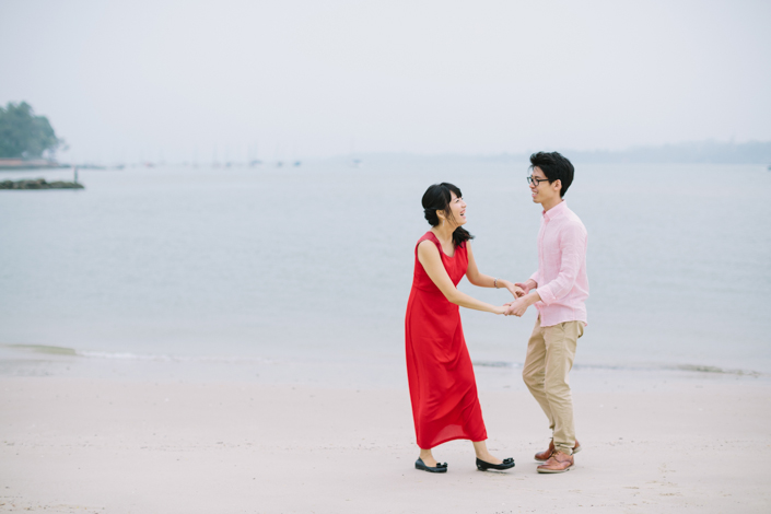 pre wedding photography by eirik tan