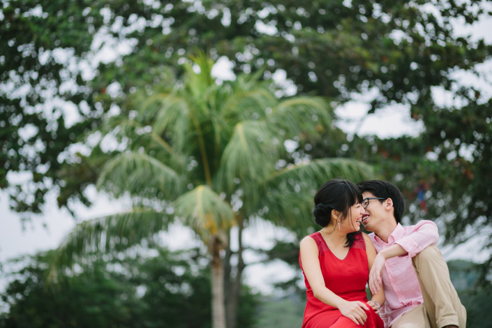 outdoor photography at changi beach park