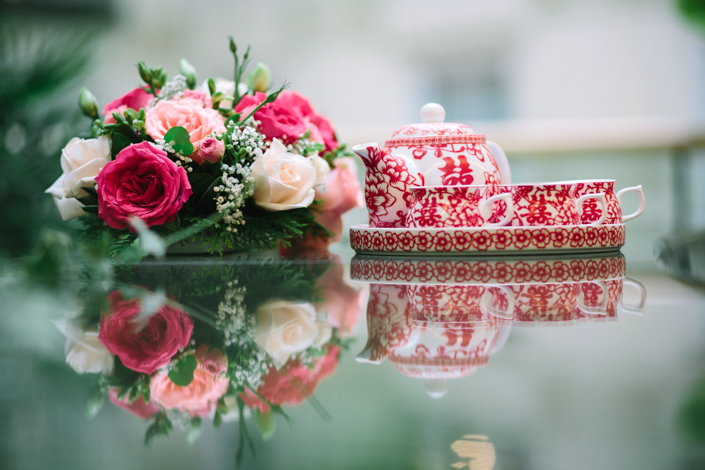 tea ceremony at the fullerton hotel singapore