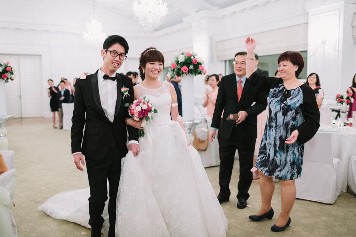 wedding at the fullerton hotel by eirik tan photography