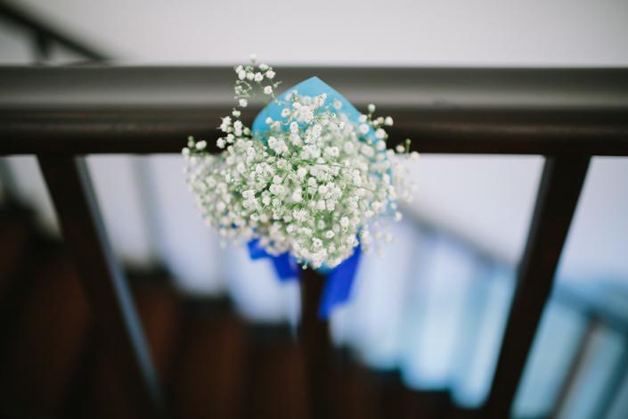 wedding at the arts house