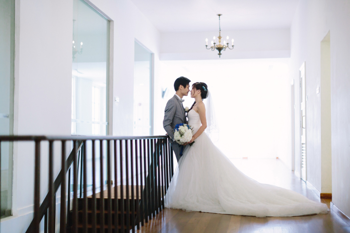 wedding photography at the arts house