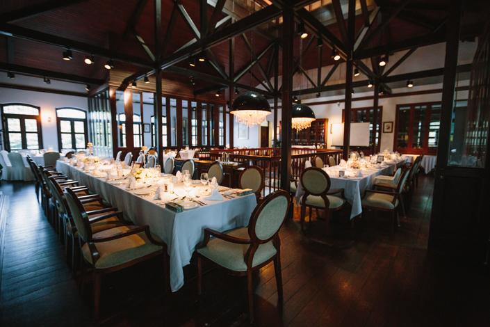 lunch wedding at alkaff mansion ristorante