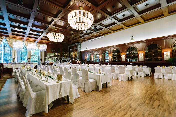 wedding reception at the tanglin club singapore