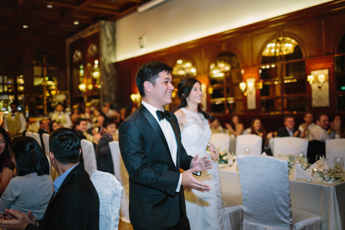 wedding banquet at the tanglin club