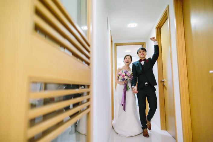 wedding at park royal hotel