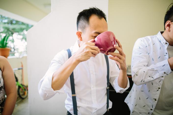 chinese wedding gatecrash