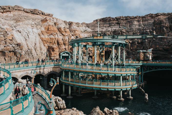 tokyo disneysea 20000 leagues under the sea