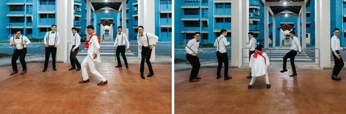 singapore wedding gatecrash games
