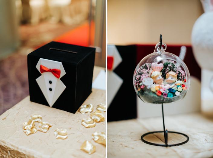 wedding reception marina mandarin