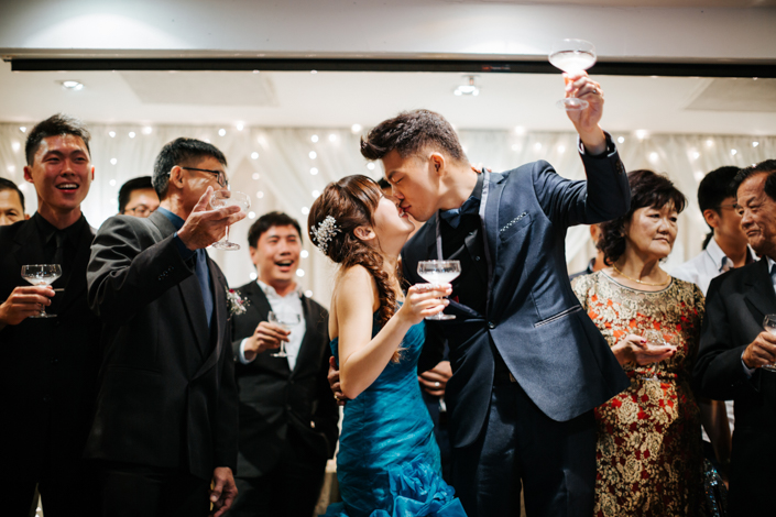 wedding at marina mandarin