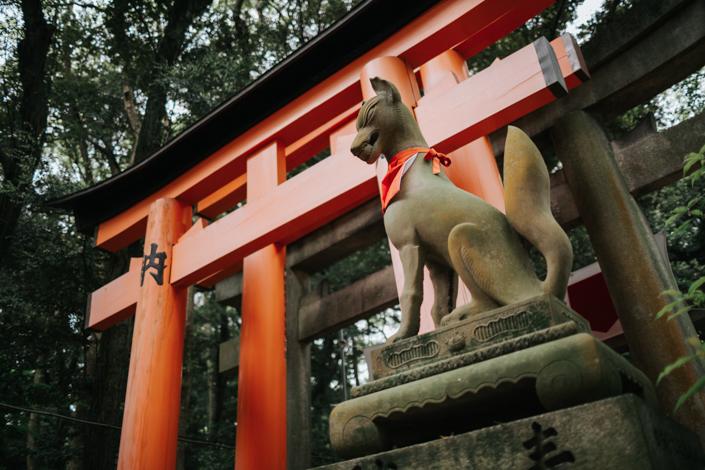 Kami-Massha Tamayama Inari-sha kyoto