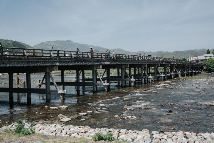 togetsukyo bridge arashiyama