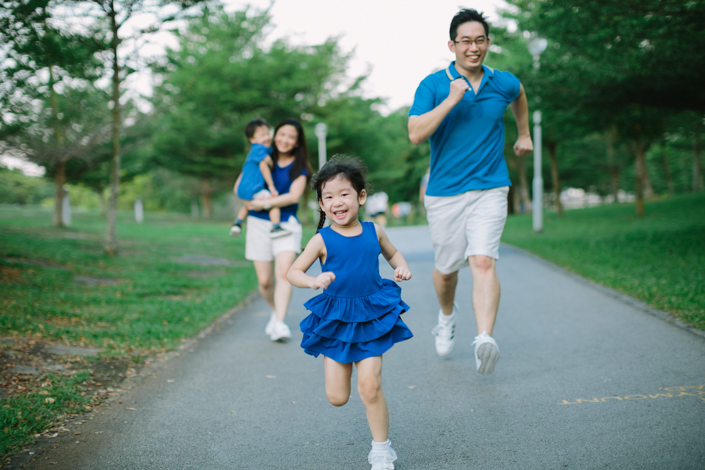 family outdoor shoot