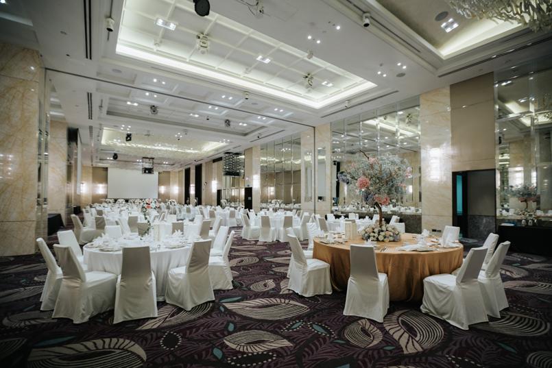 the westin singapore ballroom