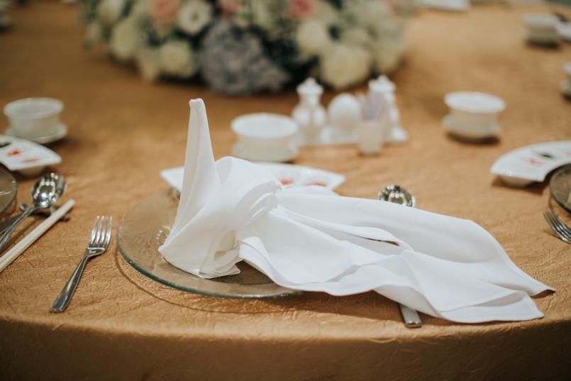 bridal table westin singapore