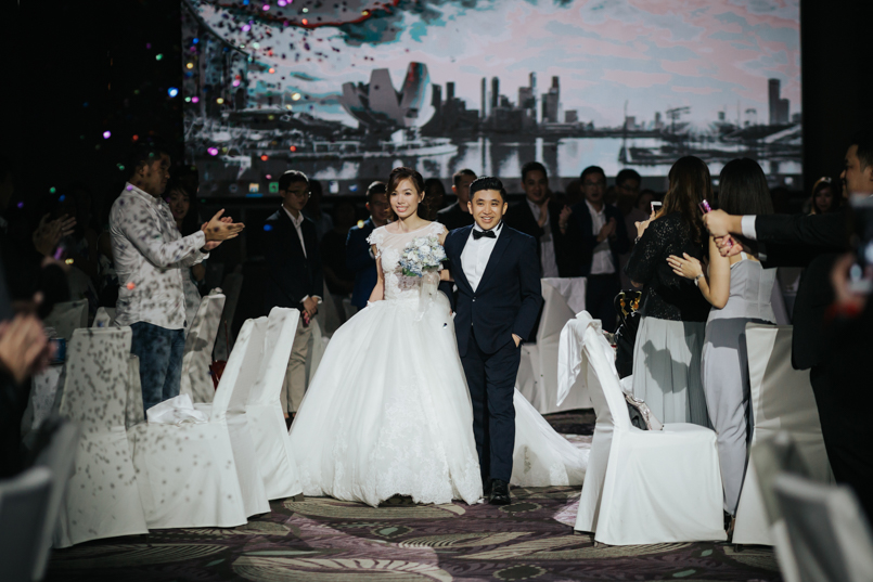 wedding at the westin
