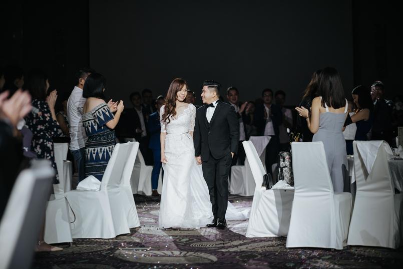 westin wedding by eirik tan