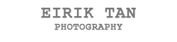 Wedding Photography | Singapore Wedding Photographer | Eirik Tan logo